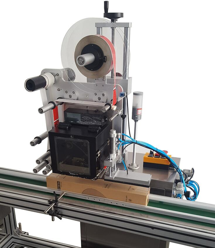 即時打印貼標機(頂面高精型)JT-320D